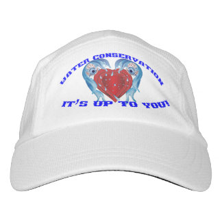 Conservation Water logo Hat