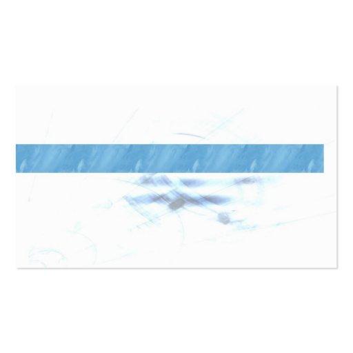Conservative Blue Business Card