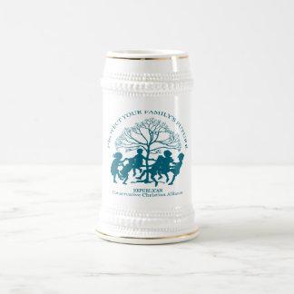 Conservative Christian Alliance Beer Steins