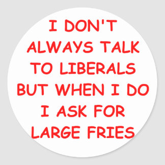 conservative stickers