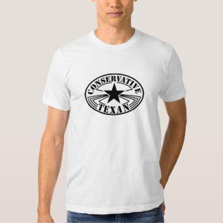 Conservative Texan T-shirt