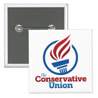 Conservative Union Button