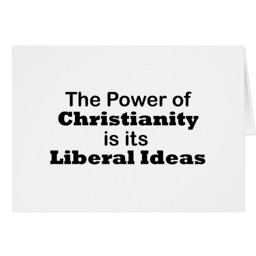 Conservatives claim Christianity Card