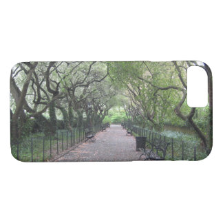 Conservatory Garden Central Park NYC Photography iPhone 8/7 Case