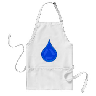Conserve and Save Water Standard Apron