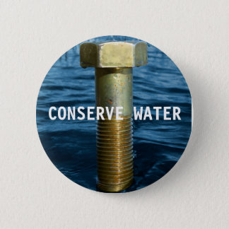 Conserve water badge