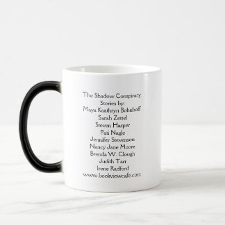 Conspiracy of Morphing Magic Mug