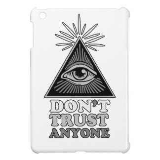 Conspiracy theory iPad mini covers