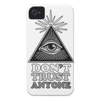 Conspiracy theory iPhone 4 case