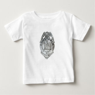Constable Badge Baby T-Shirt