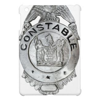 Constable Badge iPad Mini Cover
