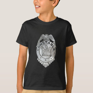 Constable Badge T-Shirt