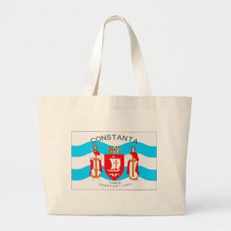 Constanta_Flag.svg Large Tote Bag
