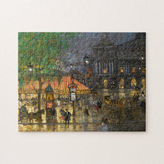 Constantin Korovin: Grand Opera, Paris Jigsaw Puzzle