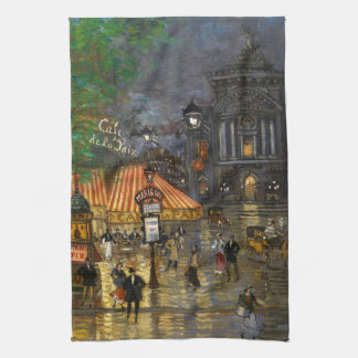Constantin Korovin: Grand Opera, Paris Tea Towel
