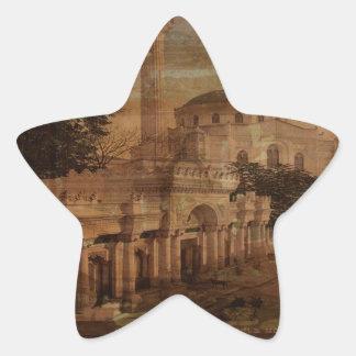Constantinople Star Sticker