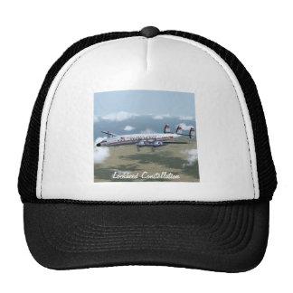 Constellation Airliner Trucker Hats