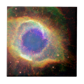 Constellation Aquarius a Dying Star White Dwarf Small Square Tile