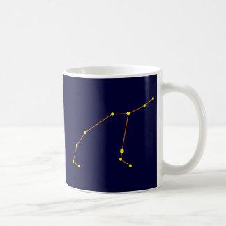 Constellation constellation Perseus Coffee Mug