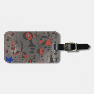 Constellation Toward the Rainbow Luggage Tag