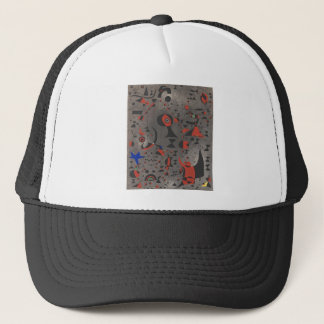 Constellation Toward the Rainbow Trucker Hat