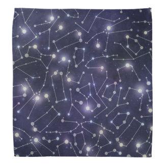 Constellations Bandana