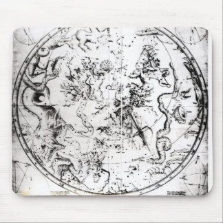Constellations of the Southern Hemisphere Mouse Pad