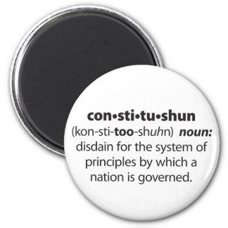 Constitushun Magnets