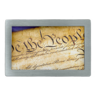 Constitution 4th Of July July 4th Independence Belt Buckle