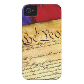 Constitution 4th Of July July 4th Independence Case-Mate iPhone 4 Case