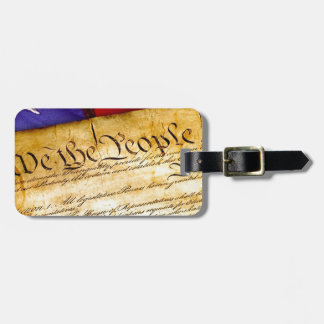 Constitution 4th Of July July 4th Independence Luggage Tag