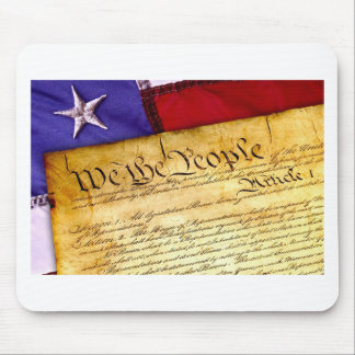 Constitution 4th Of July July 4th Independence Mouse Pad