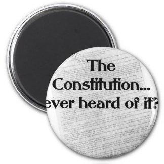Constitution? heard of it? fridge magnets