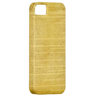 Constitution iPhone 5 Case