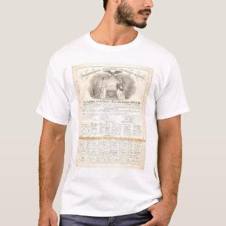 Constitutional Amendment Abolishing Slavery 0453A T-Shirt