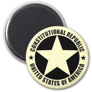 Constitutional Republic Magnets