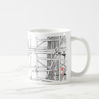 Construction 4 coffee mug