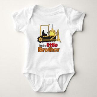 Construction Backhoe Digger Little Brother Shirt