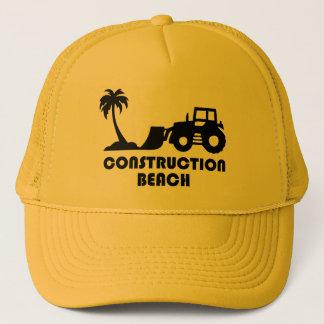 Construction Beach Trucker Trucker Hat