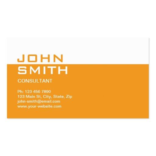 Construction builder contractor mechanic plain business card templates