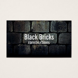 Construction Elegant Dark Bricks Professional