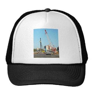 Construction equipments hat