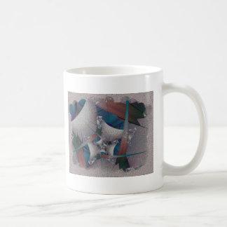 Construction Fractal Coffee Mug