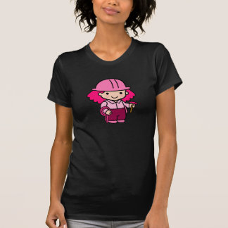 Construction Girl T-Shirt