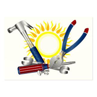 Construction / Handy Man - SRF Business Card Templates