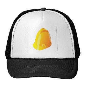 Construction helmet design mesh hats