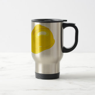 Construction Helmet Travel Mug