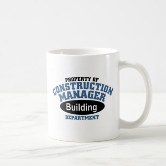 Construction Manager Coffee Mug