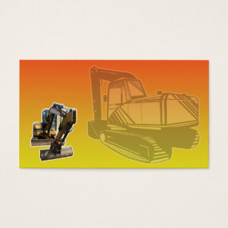 Construction Mechanical Digger Excavator