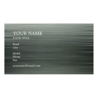 Construction | Modern Surface Pack Of Standard Business Cards